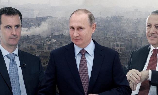 Η Ρωσία χτίζει βάση 5χλμ από τουρκικά σύνορα