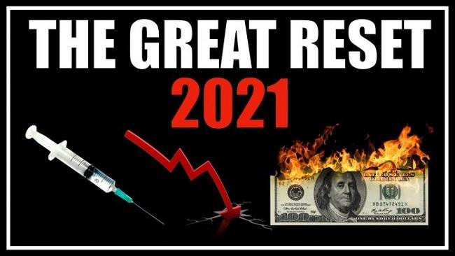 Μεγάλη Επανεκκίνηση-Great Reset
