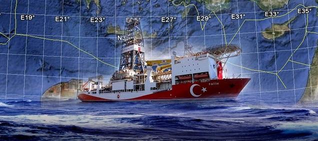 Κίνδυνος τουρκικών γεωτρήσεων σε ελληνικές περιοχές