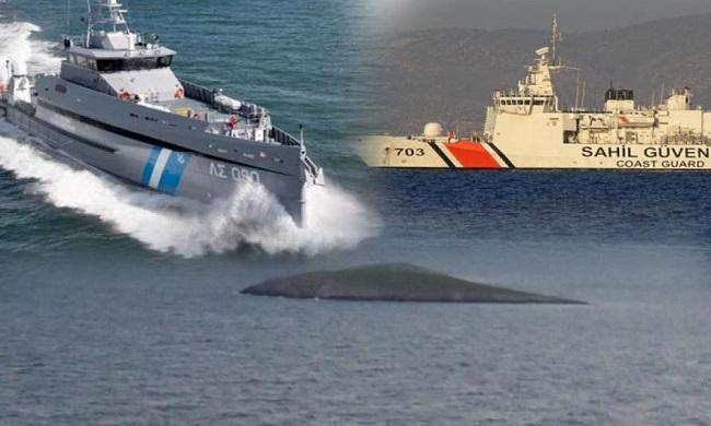 'Μόνο τουρκικά σκάφη βρίσκονται στα Ίμια
