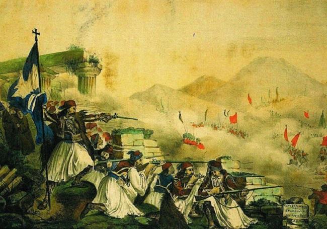 Πέντε θέσεις για το 1821