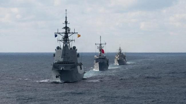 Τουρκία σε ναυτικές ασκήσεις
