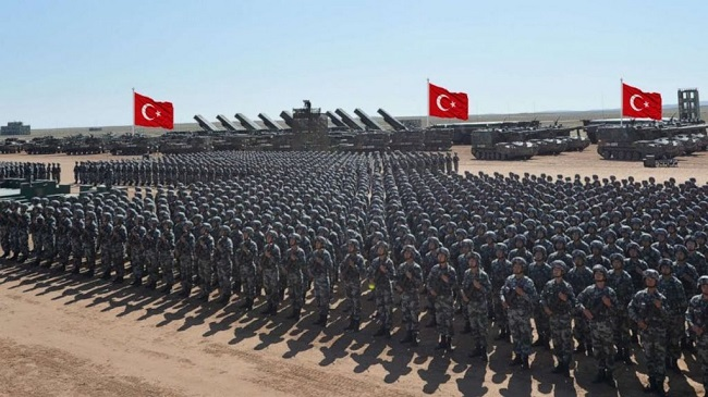 Οι αυτοκρατορικές φιλοδοξίες Τουρκίας