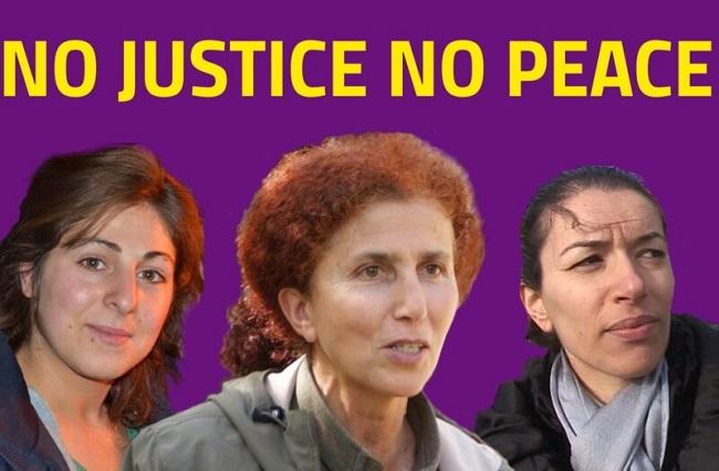 Εμείς σκοτώσαμε τρεις Κούρδισσες στο Παρίσι