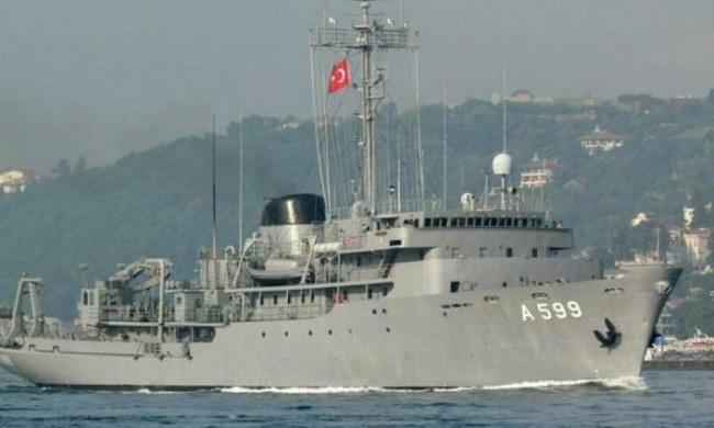 Τούρκοι διερευνούν Αιγαίο-Αν.Μεσόγειο
