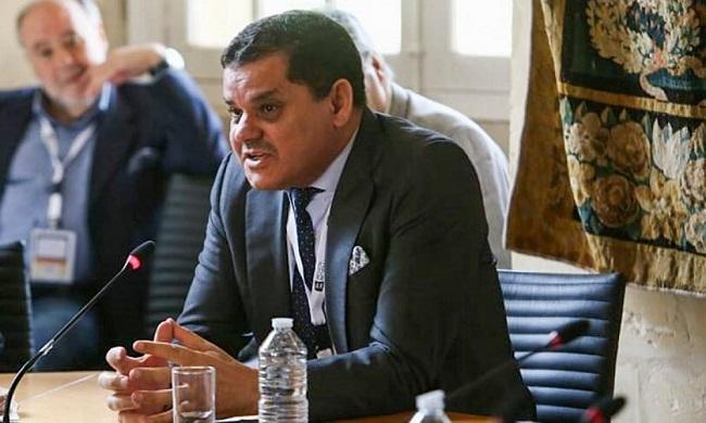 μεταβατικός πρωθυπουργός Λιβύης