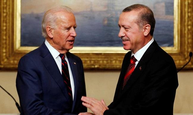 Η Κυβέρνηση Μπάιντεν συνομίλησε πρώτα με την Τουρκία