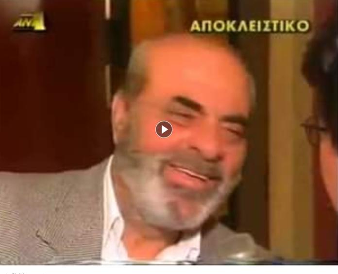 Τάλεγε ο Στέλιος Καζαντδίδης