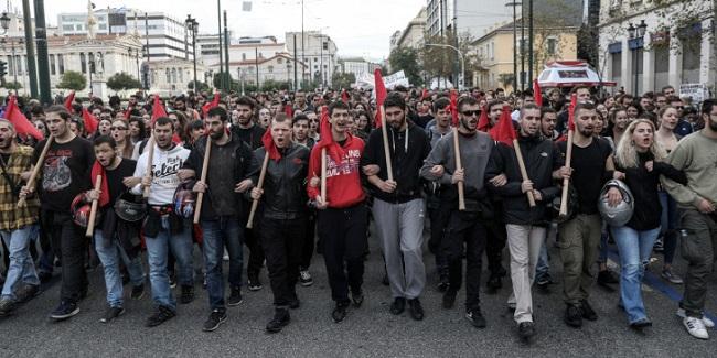 Νέο μεγάλο φοιτητικό συλλαλητήριο στην Αθήνα