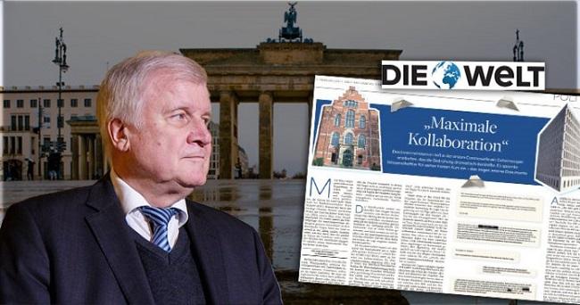 """Η Die-Welt """"καρφώνει"""" Μέρκελ"""