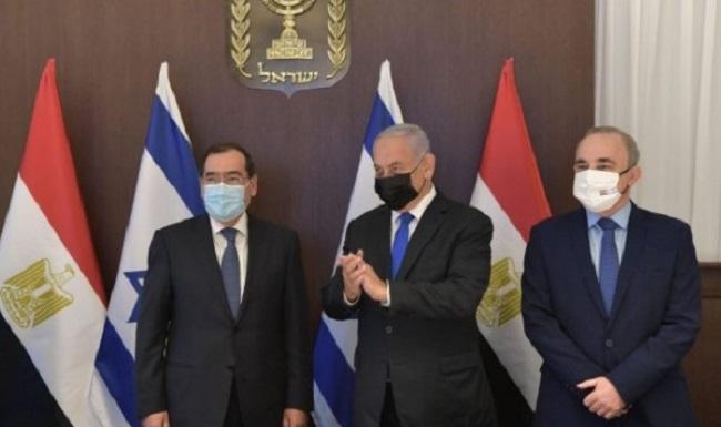 Ιστορική ενεργειακή συμφωνία Ισραήλ-Αιγύπτου