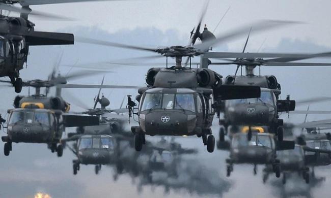 Ρωσική επίθεση για μεγάλη άσκηση νατοϊκών δυνάμεων