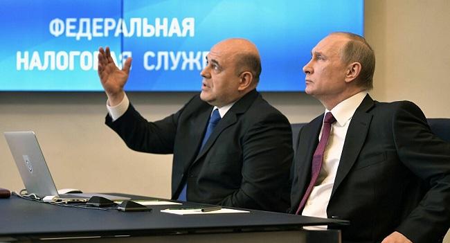 Με εντολή Πούτιν ο Ρώσος πρωθυπουργός