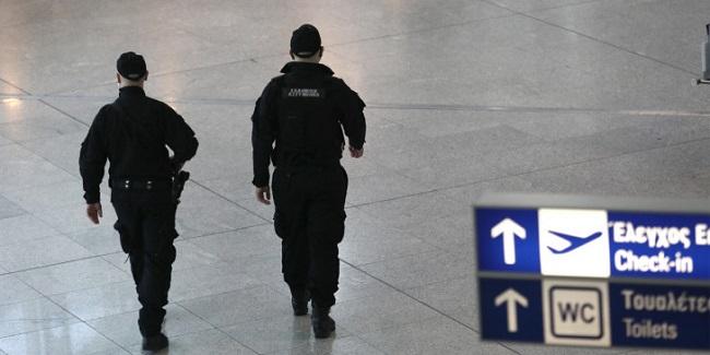 Γερμανοί αστυνομικοί στα ελληνικά αεροδρόμια