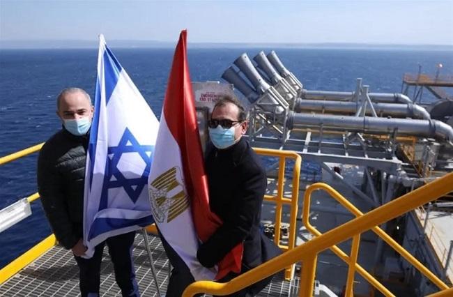Ο αγωγός Ισραήλ-Αιγύπτου θάβει