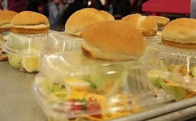 τα σχολικά γεύματα!