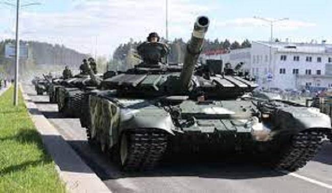 Ο Πούτιν θα πάρει όλη την Ουκρανία;