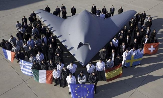 Το «Ευρωπαϊκό» UAV στο οποίο