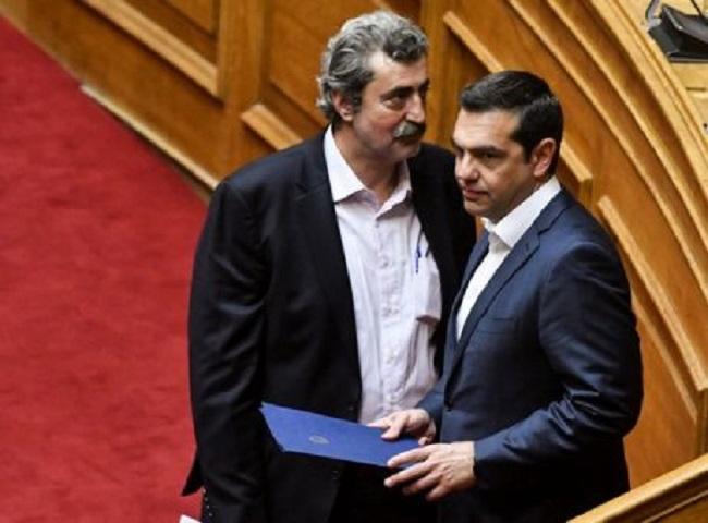 Πολάκης VS Τσίπρα