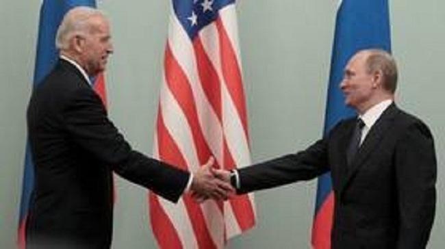 πολιτική Μπάϊντεν με τη Ρωσία