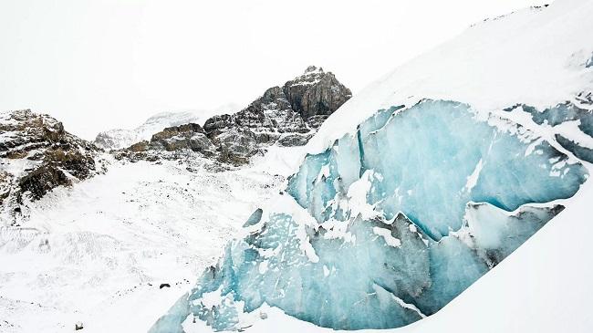 Παγετώνας στην Αλάσκα