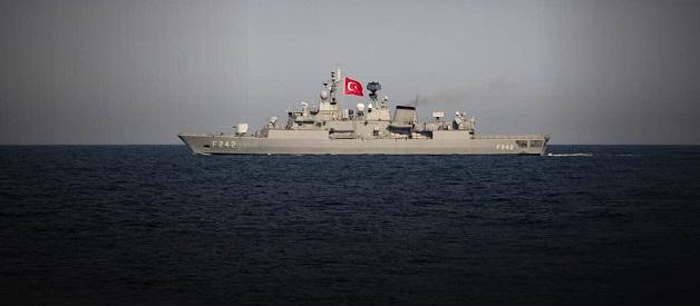 Η περιοχή είναι τουρκική-Φύγετε