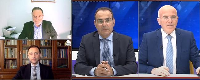 Ο Λαφαζάνης στην Βεργίνα-tv για πρόωρες εκλογές-«Κούρεμα» ιδιωτικών χρεών