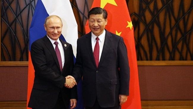 Πούτιν και Ξi έχουν