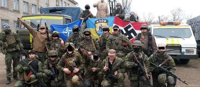 σήκωσαν φιλοδυτικοί Ουκρανοί