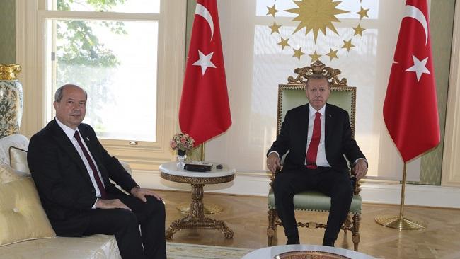 Φιάσκο η πενταμερής για Κύπρο-«Κερδισμένοι» Ερντογάν-Τατάρ: Εισήγαγαν τα δυο κράτη!