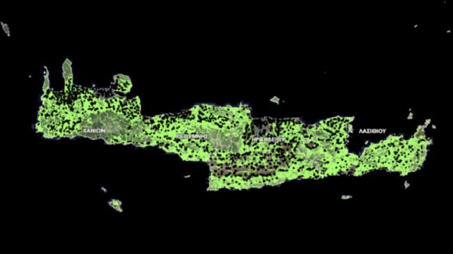 Οι δασικοί χάρτες έγιναν δυσβάσταχτο