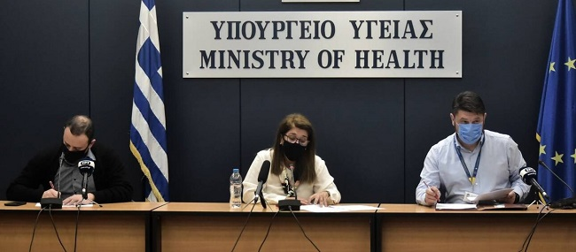 Η Ελλάδα μπήκε σε lockdown με 800 κρούσματα
