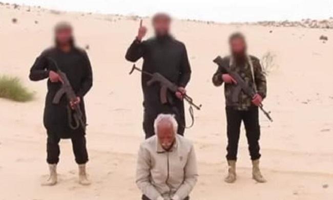 Ανατριχιαστικό βίντεο με την εκτέλεση