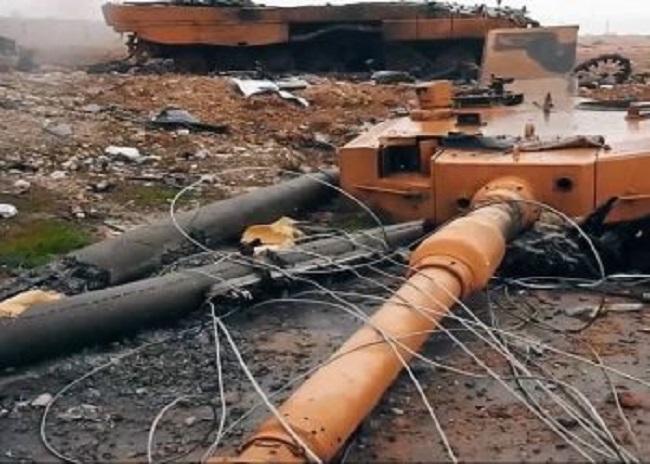 Πολλοί Τούρκοι νεκροί και τραυματίες