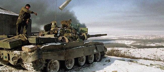 Επιτέθηκε στις δημοκρατίες Νέας Ρωσίας