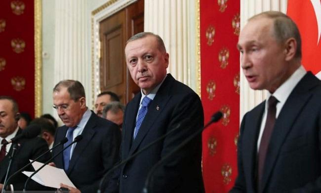 Αλληλοδιακοπή των αεροπορικών πτήσεων Ρωσίας-Τουρκίας