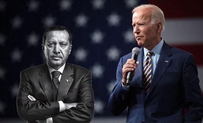 """""""σκληρή"""" στάση Μπάϊντεν έναντι της Τουρκίας"""
