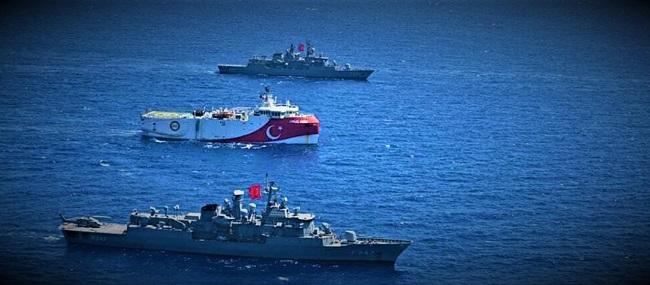 Συμφωνία Τουρκίας & Λιβύης
