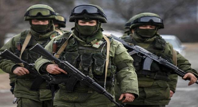 Η Ρωσία σε πόλεμο