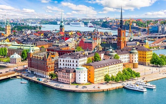 Σκανδιναβικών χωρών με εθνικό νόμισμα
