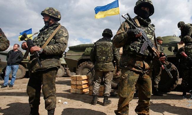 Η Ουκρανία ζήτησε την στρατιωτική συνδρομή