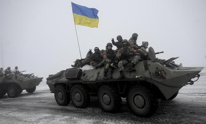 Υπό διάλυση οι Ουκρανικές ΕΔ