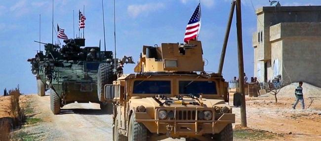 Πόλεμος των ΗΠΑ στη Συρία