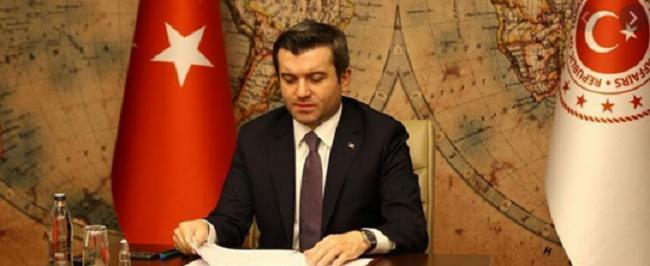 Παραλήρημα από Τούρκο ΥΦΥΠΕΞ