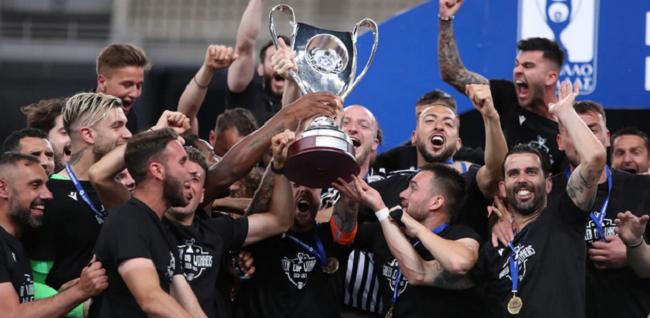 Τελικός Κυπέλλου Ελλάδος
