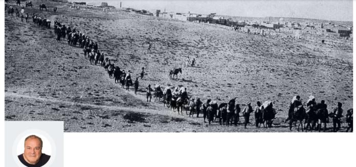 σφαγή 30.000 Ελλήνων αιχμαλώτων