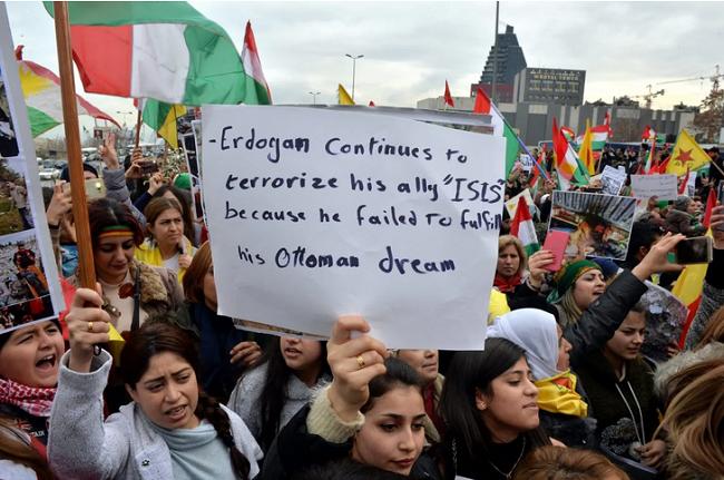 Η Τουρκία έκοψε το νερό στους Κούρδους…