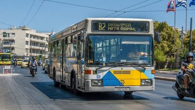 Σοκάρει άγριος ξυλοδαρμός οδηγού λεωφορείου