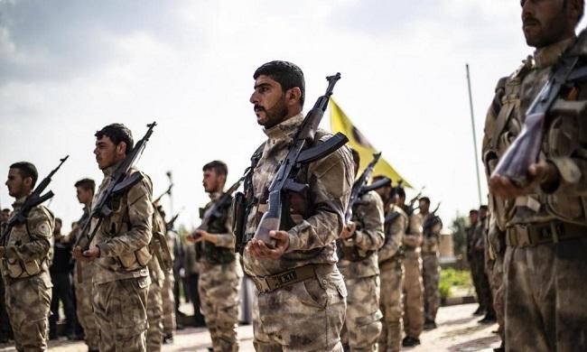 Οι Κούρδοι ξεκίνησαν την προεργασία
