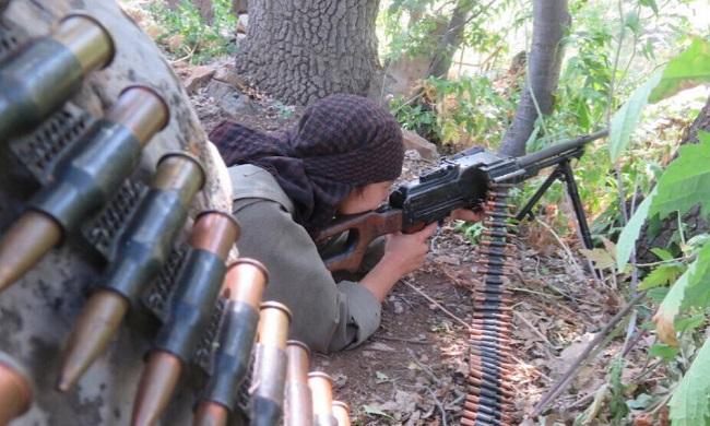 Πλήγμα κατά Τουρκίας-Τα κουρδικά drone